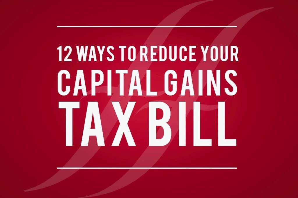 Capital gains tax Australia